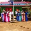 Các thầy cô giáo trường TH Phan Chu Trinh trong ngày khai giảng!